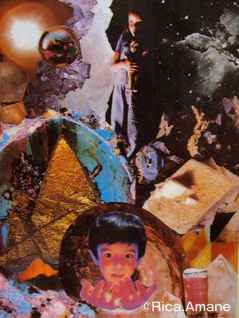 crystals-child